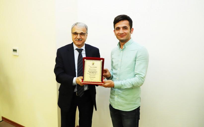 """Gaziantep Üniversitesi TDP kapsamında yürütülen """"Kent Gönüllüleri"""" projesine"""
