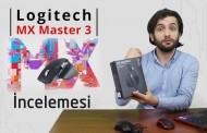 Logitech MX master 3 İncelemesi