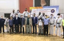 Türkiye İşitme Engelliler Judo Kata Şampiyon